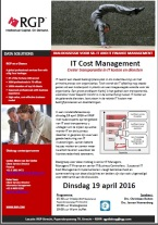 IT-costmanagement