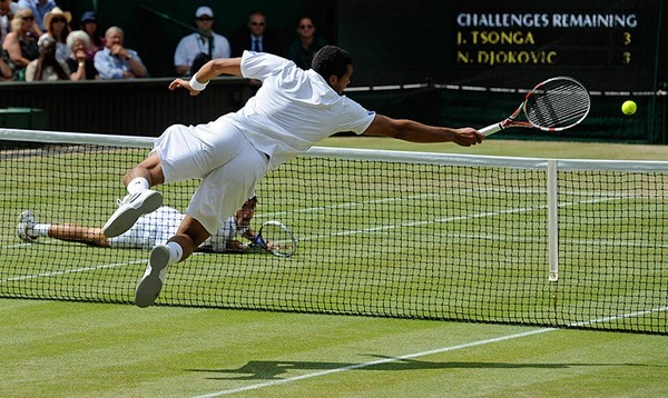 Foto tennis
